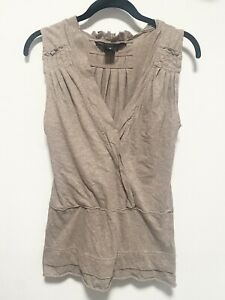marc by marc jacobs Blouse Tank Shirt Top XS