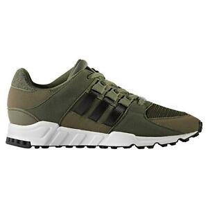 adidas ORIGINALS EQT SUPPORT RF TRAINERS ARMY GREEN CARGO MEN'S SALE SHOES RARE