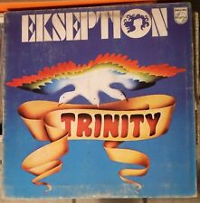 Ekseption ‎– Trinity Lp 1973 Italian Issue Gatefold Philips ‎– 6423 056