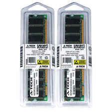 2GB KIT 2 x 1GB Dell PowerEdge 1500 1500SC 1550 1650 1655MC 2500 Ram Memory