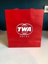 TWA Hotel Set Of 1 Shopping Bag New!