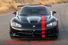 Dodge Viper Mopar Style Racing Stripes 20 Feet Vinyl Graphic Sticker Decal