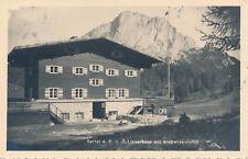 AK aus Spital am Pyhrn, Linzerhaus mit Stubwieswipfel, Oberösterreich   (D40)