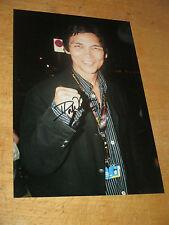 """Artes marciales mixtas don """"The Dragon"""" wilson original autografiada grossfoto!"""