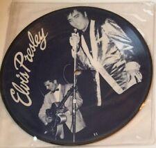 ELVIS PRESLEY DEKE RIVERS Medley/Press Conference 45RPM Picture Disc, ACE NSP71