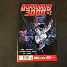 Guardians 3000 1A 2014 Ross Variant NM 9.4
