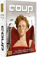 COUP BOARD GAME ... Rikki Tahta La Mame Game NEW SUPER FAST DELIVERY