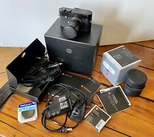 Leica M-P  Bundle With 50mm F/1.4 Summilux