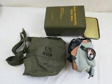 Schutzmaske Set Filter und Tasche Gasmaske Mask Protective Field in Container
