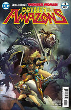 Odyssey of the Amazons 1-6 Complete Miniseries NM First Printing