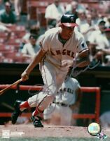 Jay Johnstone Signed 8X10 Photo Autograph Angels After Swing Auto w/COA
