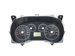 Fiat Grande Punto 199 Tachometer Tacho DZM Drehzahlmesser 120493km 51803117