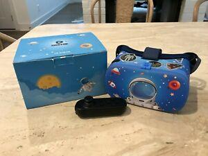 DESTEK VR Dream Headset 110° FOV Anti-blue Light Eye Protected Lens & Controller