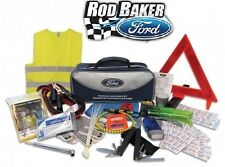 Ford Factory Emergency Roadside Assistance Kit - Tools Safety Gear Taurus 10-16