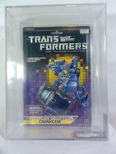 1990 Transformers AFA Triggercon Decepticon Crankcase Chinese MISB MIB BOX