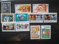 Vereinte Nationen UNO Wien MiNr. 68-78 Jahrgang 1987 kpl. postfrisch (B 328)