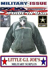 NEW US Military Issue Foliage Polartec L3 Thermal Pro Fleece Jacket ECWCS MEDIUM
