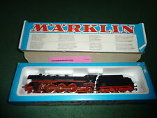 Marklin HO Gauge HAMO 8385 Steam Railway Locomotive DB Livery