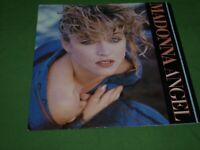 1985 Madonna Angel / Burning Up in original Picture Sleeve