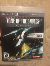 Zone of the Enders HD Collection (Sony PlayStation 3, 2012)