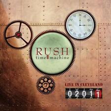 Time Machine 2011: Live In Cleveland (Box 4 Lp) [lp_record] Rush
