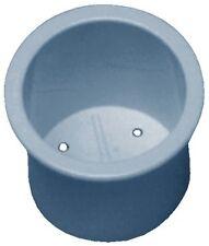 "New Recessed Drink Holder beckson Marine Gh33-s1 Grey 2-11/16"" ID x 2-7/8"" D 3"""