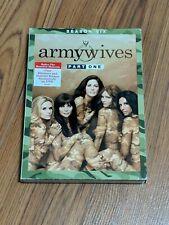 Army Wives: Season 6, Part 1 - Good Rare DVD w/ Slipcover