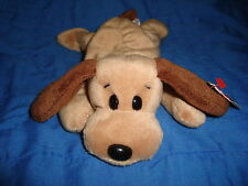 TY Beanie Baby Dog Named BONES Retired 1993 W/Tag