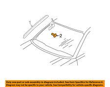 AUDI OEM 96-09 A4 Quattro Windshield-Reveal Molding Rivet N90787802