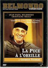 "DVD ""La puce a l oreille"" - Collection Belmondo n° 52 -"