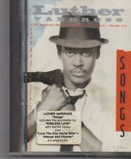 Luther Vandross-Songs Minidisc album