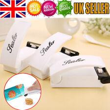 Mini Portable Home Heat Bag Sealer Sealing Machine Plastic Bag Food Packaging