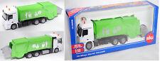 Siku Super 2938 00002 Mercedes-Benz Actros Müllwagen, weiß / grün