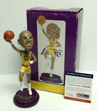 "Kareem Abdul-Jabbar Signed Los Angeles Lakers SGA Bobblehead ""HOF 95"" PSA"