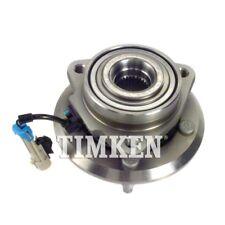 Wheel Bearing and Hub Assembly-AWD Front Timken HA590262