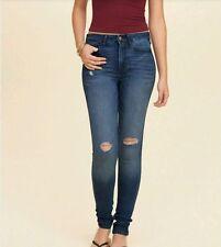 Hollister Stonewashede Damen-Jeans