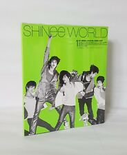 K-POP SHINEE 1st Album [The Shinee World] (A Ver.) CD + Booklet Sealed