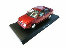 VOITURE 1/43 LANCIA LYBRA rouge - VOITURE MINIATURE ITALIENNE SOLIDO-IT43