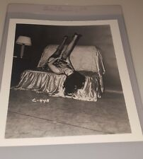 BETTIE PAGE PIN-UP ORIGINAL PHOTO FROM VINTAGE IRVING KLAW NEGATIVE #C448