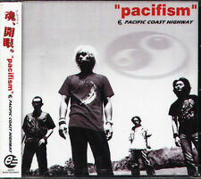 PACIFIC COAST HIGHWAY - pacifism - Japan CD - NEW J-POP