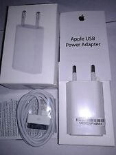 APPLE CHARGER & DATA CABLE  FOR IPOD TOUCH CLASSIC NANO SHUFFLE