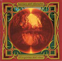 (CD) Héroes Del Silencio - El Espiritu Del Vino - La Herida, Nuestros Nombres