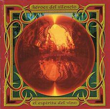 (CD) Héroes del Silencio-El ESPIRITU DEL VINO-La herida, nuestros Nombres