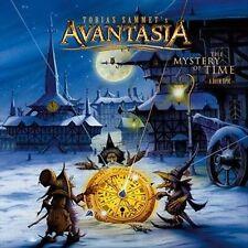 AVANTASIA the mystery of Time new CD +2 bonus tracks