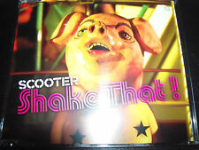 Scooter Shake That Australian 8 Track Remixes CD Single