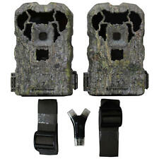 Stealth Cam XS16 2-Pack Game Trail Camera with SD Card Reader 14MP Low Glow