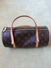 Authentic Louis Vuitton Papillion 30 Monogram Handbag