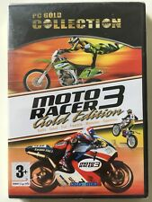 MOTO RACER 3 Gold Edition JEU PC NEUF SOUS BLISTER Cross Grand Prix Freestyle...