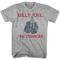 Billy Joel The Stranger Album Men's T Shirt Boxing Gloves Pop Music Rock Merch