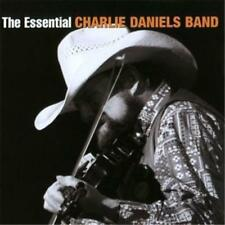 CHARLIE DANIELS BAND The Essential 2CD BRAND NEW Best Of